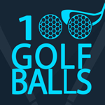 play 100 golf balls html5 game