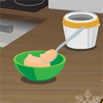 Play Baked Apples - Cooking with Emma html 5 mobile game