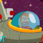 Play Captain Rogers: Asteroid Belt of Sirius html 5 mobile game