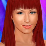 Play Christina Aguilera True Make Up html 5 mobile game