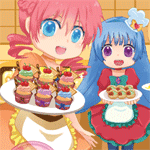 Play Cooking Super Girls: Cupcakes html 5 mobile game