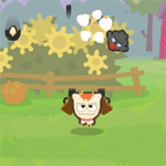 Play Farm Invaders html 5 mobile game