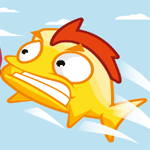 Play Fishy Adventures html 5 mobile game