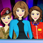 Play Girls on Job html 5 mobile game