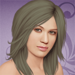 Play Kelly Clarkson True Make Up html 5 mobile game