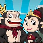 Play Kiba & Kumba Jungle Chaos html 5 mobile game