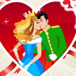 play princes kiss html5 game