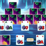 Play Magic Pond Solitaire html 5 mobile game