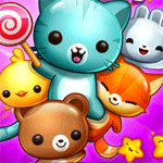 Play Pet Pop Party html 5 mobile game