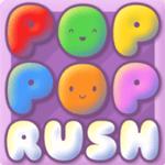 Play Pop Pop Rush html 5 mobile game