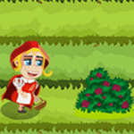 Play Red Riding Hood Run html 5 mobile game