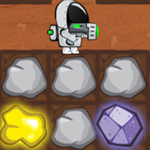 play astro digger html5 game