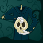 play haunted Halloween html5 game
