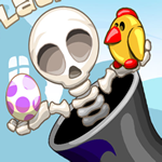 play skeleton launcher 2 html5 game
