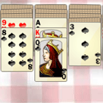 Play Solitaire html 5 mobile game