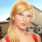 Play Taylor Swift True Make Up html 5 mobile game