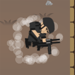 Play Tiny Rifles html 5 mobile game