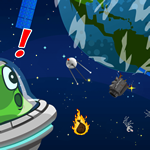 play flappy ufo html5 game