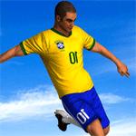 Play Running Soccer html 5 mobile game