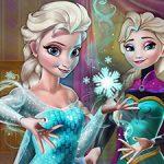 Elsa Secret Transform